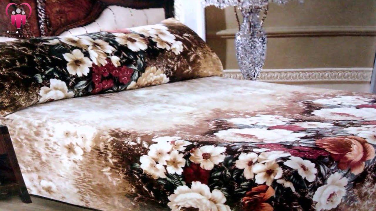 أسعار دفايات السرير ومفرش الزينة فى مصر 2021