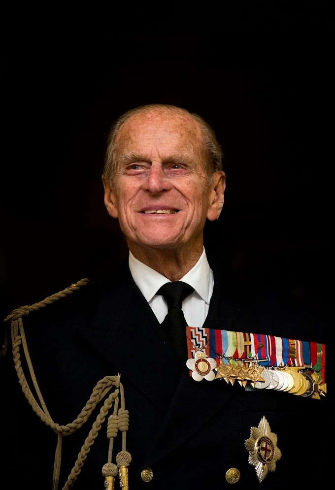 Queen Elizabeth's husband dies  at 99