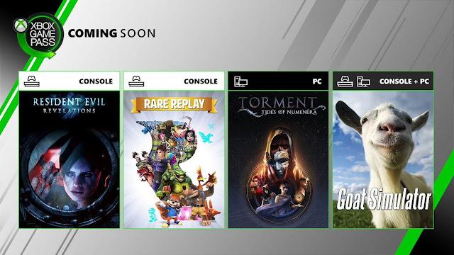 Το Xbox Game Pass εμπλουτίζεται με 4 νέους τίτλους