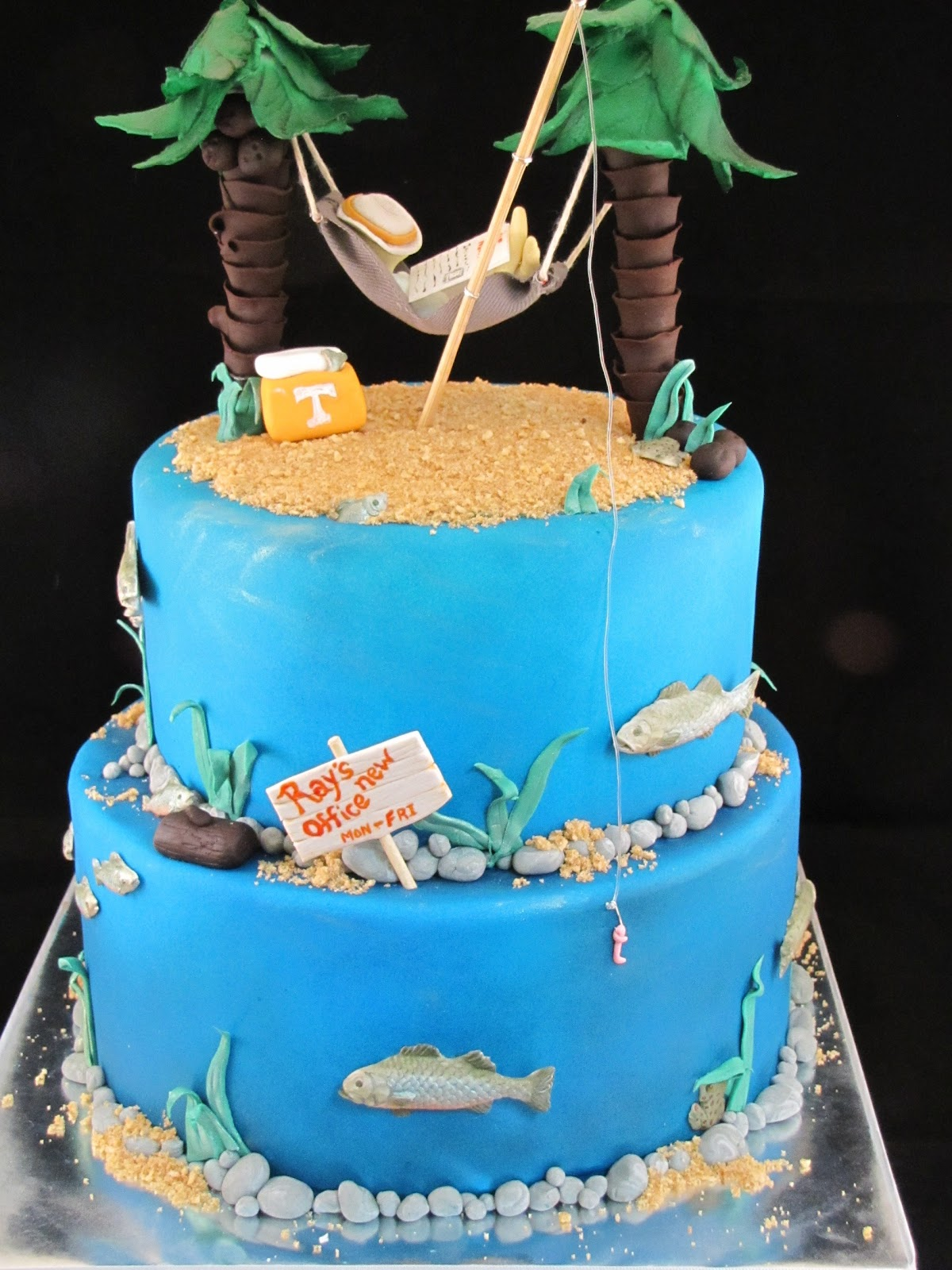 Funny Retirement Cakes Cake Ideas And Designs