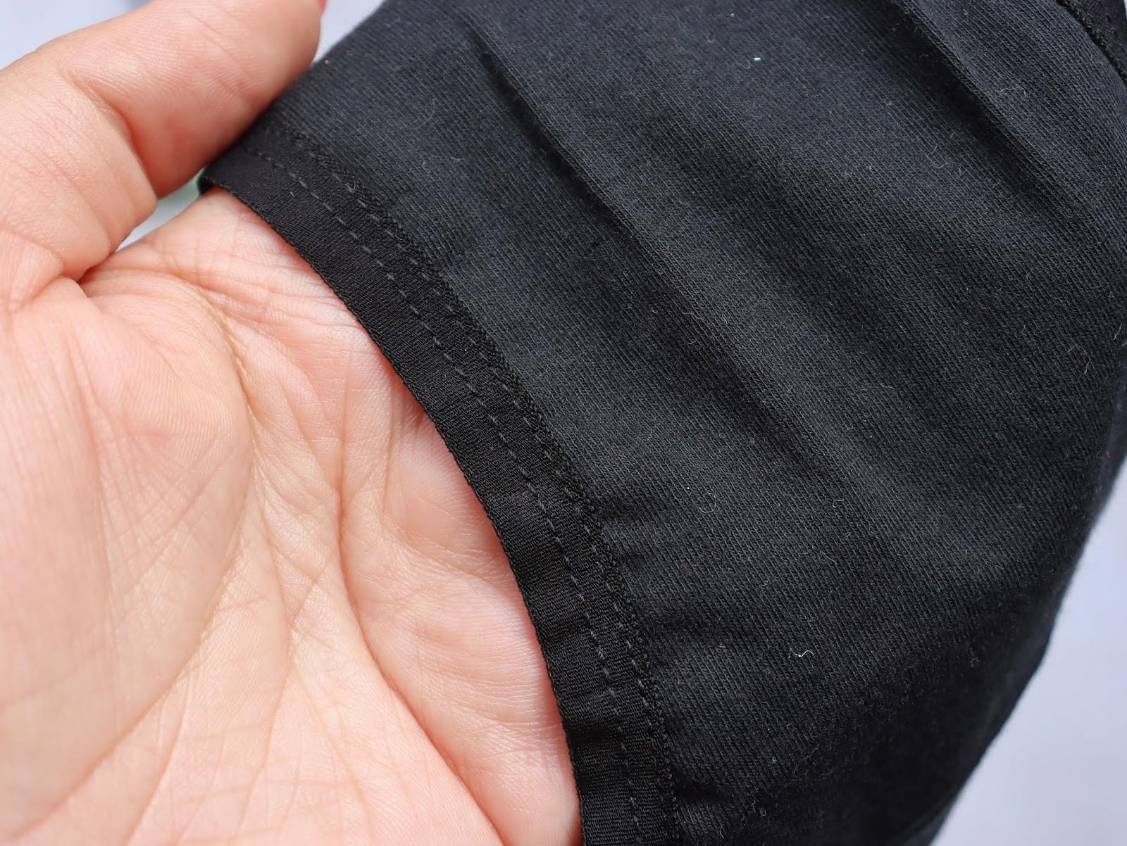 Adira Period Panty Closeup