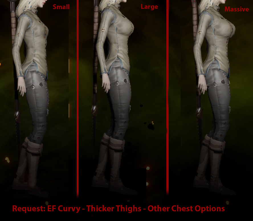 Custom Body Mods