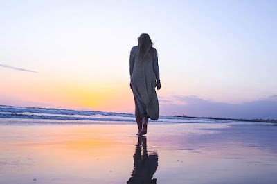 walk alone, realize the essence of your presence or absence