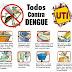 Muito cuidado com a dengue