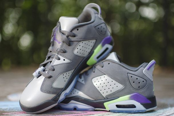 148fe5e6200c8 Air Jordan 6 Retro Low 'Ultraviolet' Shoe Available (Detailed Look With Dj  Delz)
