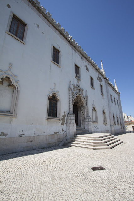 Museu Nacional do Azulejo-Lisbona