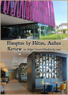 Hampton by Hilton Aachen Tivoli Pinterest