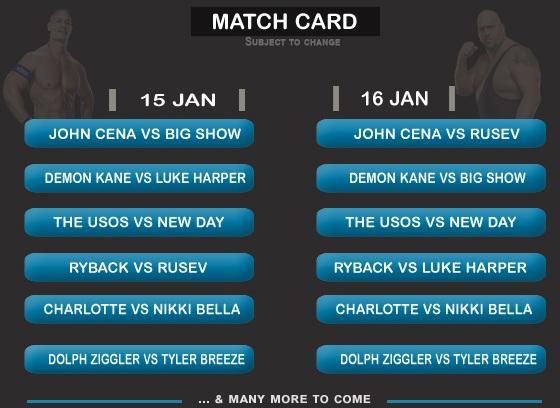 WWE-India-Live-Stream
