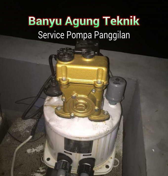 Jasa service pompa Jakarta selatan