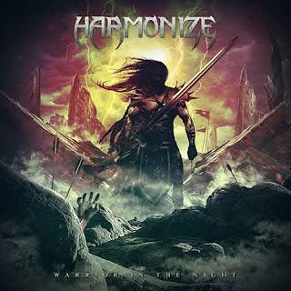 """Ο δίσκος των Harmonize """"Warrior In The Night"""""""