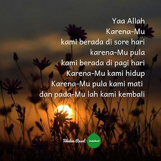 Kata mutiara doa dan harapan