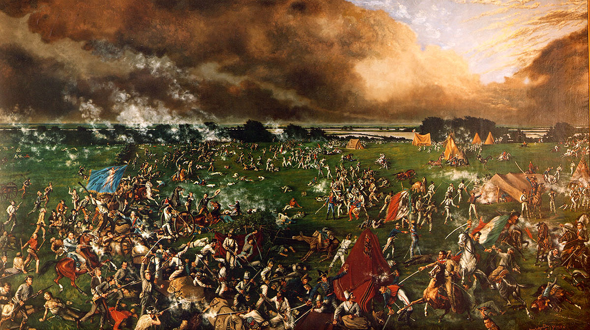 State of Lubbock: Sam Houston and the Battle of San Jacinto April 21