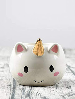 A unicorn coffee mug gift for girls and kids
