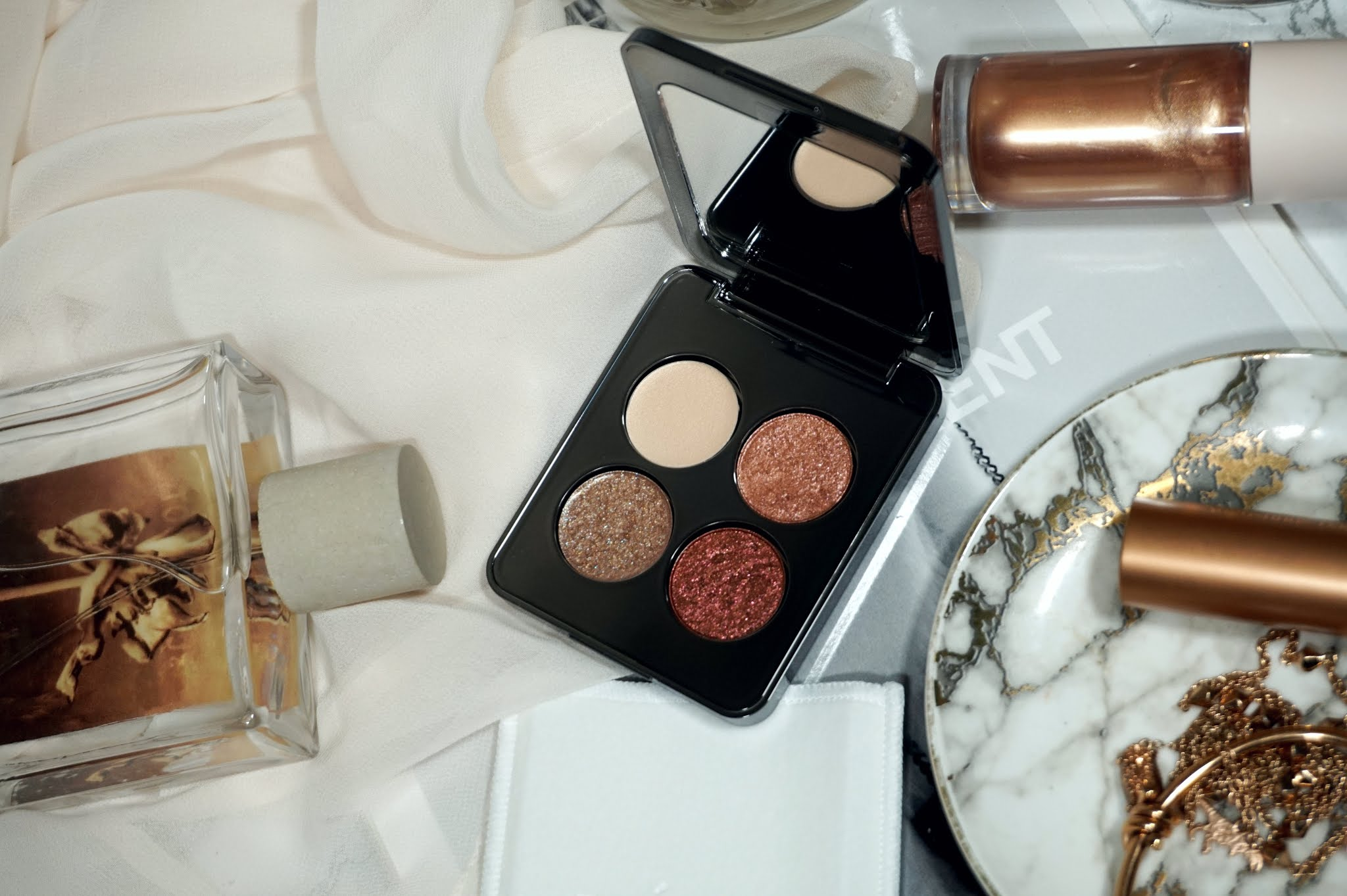 RÓEN Beauty Mood 4 Ever Eye Shadow Palette Review and Swatches