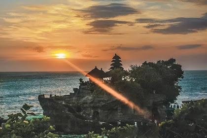9 Destinasi Wisata Bali Terbaru 2020, Nomor 4 Keren Abis