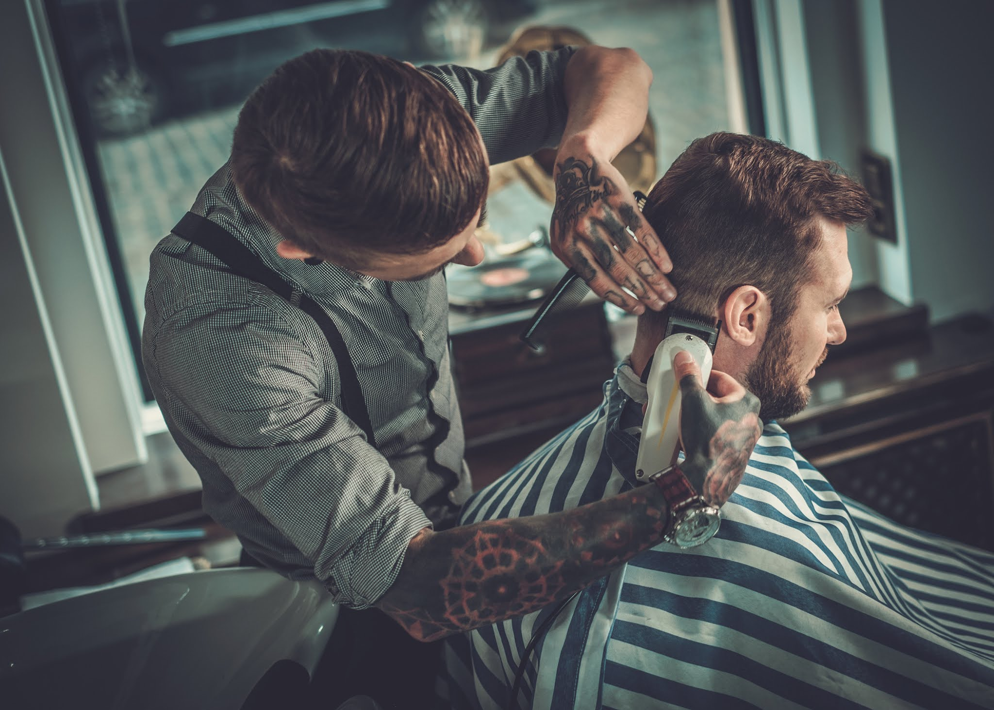 The selection of the barbershop determines whether you will be content with your haircut or not. Location is an important consideration.