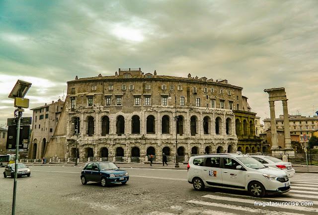 Teatro de Marcello, Roma