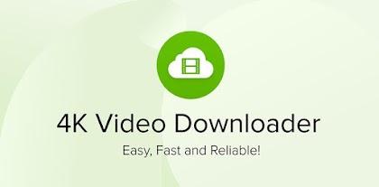 4k Video Downloader 4.15 Full
