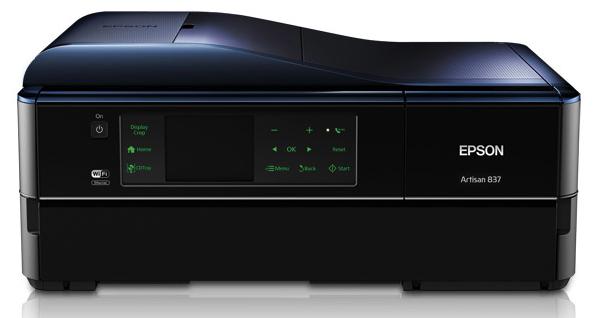 Epson Anderson 837 Printer Drivers