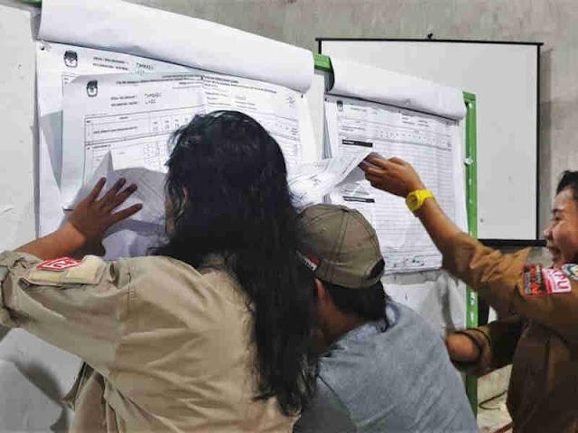 Sedikitnya 119 Petugas KPPS Meninggal dan 548 Sakit dalam Pemilu Serentak