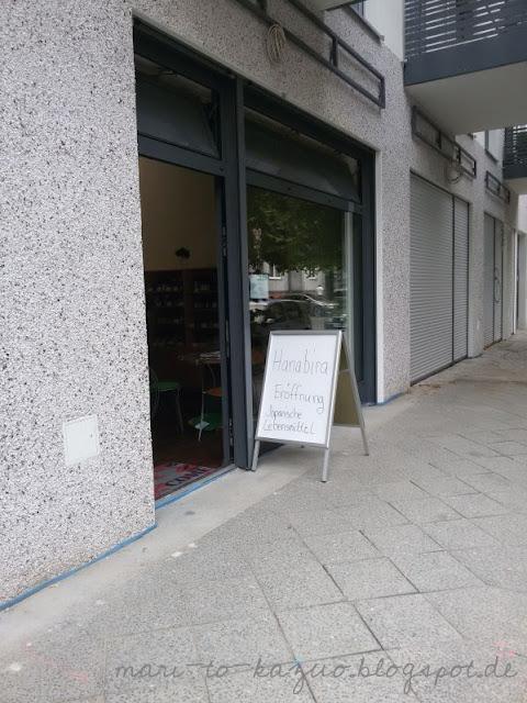 Hanabira – Japanische Lebensmittel & Feinkost in Berlin - Kazuo