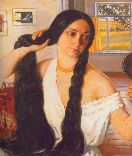 a senhora do retrato