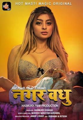 Nagar vadhu Web Series Hot Masti Wiki, Cast Real Name, Photo, Salary and News