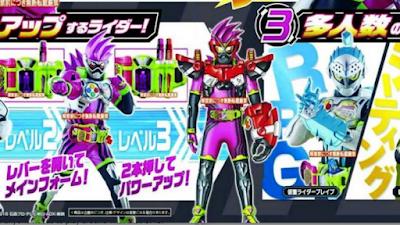 Phim Kamen Rider Ex-Aid