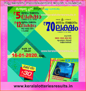 """KeralaLotteriesresults.in, """"kerala lottery result 16 1 2020 karunya plus kn 299"""", karunya plus today result : 16-1-2020 karunya plus lottery kn-299, kerala lottery result 16-1-2020, karunya plus lottery results, kerala lottery result today karunya plus, karunya plus lottery result, kerala lottery result karunya plus today, kerala lottery karunya plus today result, karunya plus kerala lottery result, karunya plus lottery kn.299 results 16/01/2020, karunya plus lottery kn 299, live karunya plus lottery kn-299, karunya plus lottery, kerala lottery today result karunya plus, karunya plus lottery (kn-299) 16/01/2020, today karunya plus lottery result, karunya plus lottery today result, karunya plus lottery results today, today kerala lottery result karunya plus, kerala lottery results today karunya plus 16 01 16, karunya plus lottery today, today lottery result karunya plus 16.1.16, karunya plus lottery result today 16.1.2020, kerala lottery result live, kerala lottery bumper result, kerala lottery result yesterday, kerala lottery result today, kerala online lottery results, kerala lottery draw, kerala lottery results, kerala state lottery today, kerala lottare, kerala lottery result, lottery today, kerala lottery today draw result, kerala lottery online purchase, kerala lottery, kl result,  yesterday lottery results, lotteries results, keralalotteries, kerala lottery, keralalotteryresult, kerala lottery result, kerala lottery result live, kerala lottery today, kerala lottery result today, kerala lottery results today, today kerala lottery result, kerala lottery ticket pictures, kerala samsthana bhagyakuri"""