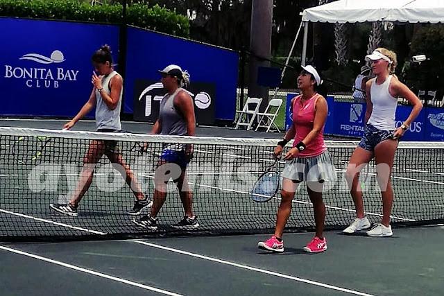 Melesat ke Final ITF W100K Bonita Springs, Aldila Sutjiadi Beberkan Rahasia Kemenangan