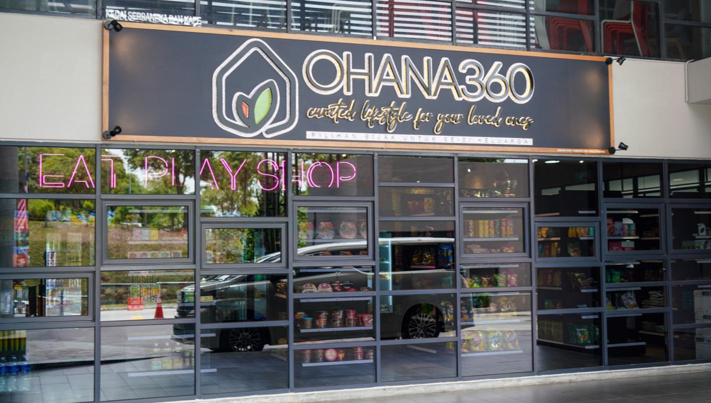 Ohana360, Bukit Jalil
