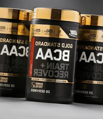 The most important nutritional supplements for Muscle Building