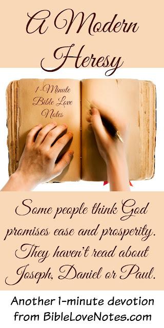 The Life of Paul Refutes the Prosperity Gospel
