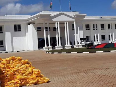 Machakos Governor Dr Alfred Mutua new palace