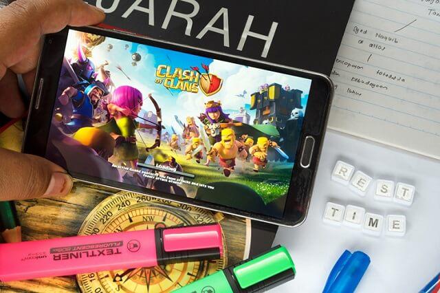 إيرادات لعبة كلاش أوف كلانس لعام 2019 تجاوزت 727 مليون دولار