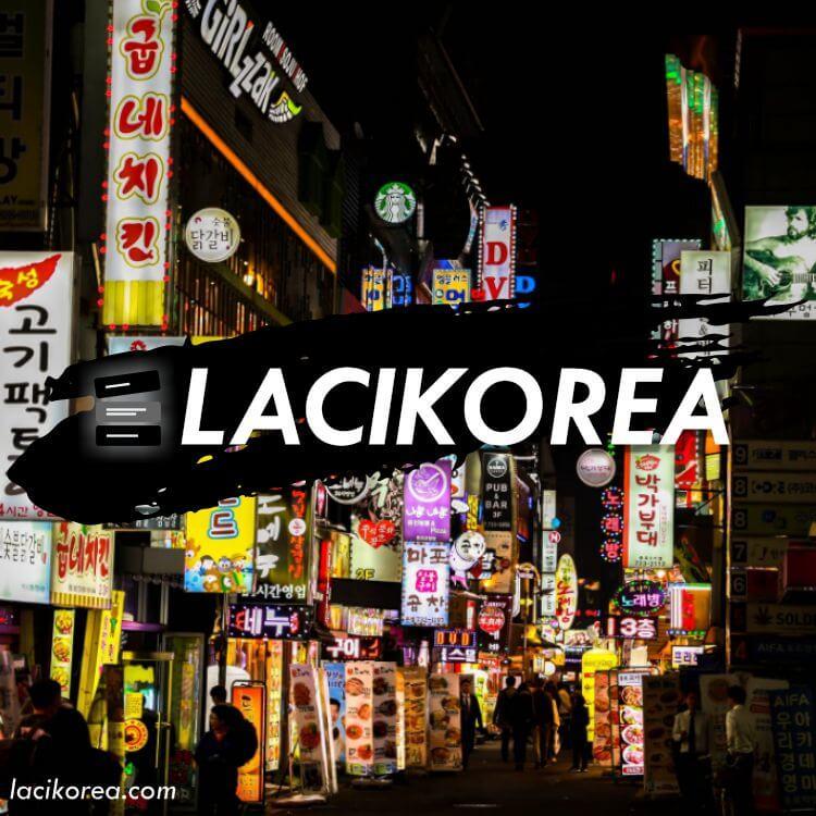 Laci Korea - Belajar Bahasa Korea Online