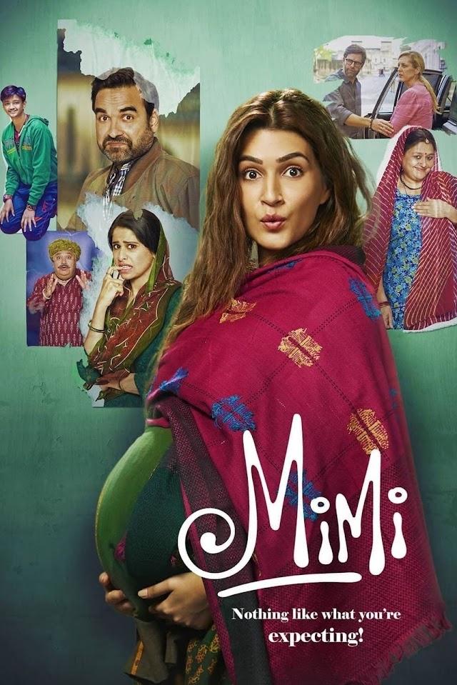 Mimi 2021 x264 720p WebHD Hindi THE GOPI SAHI