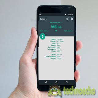 cara menggunakan aplikasi ampere di android