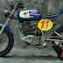 "XTR YAMAHA SR250 TRACKER ""Review Motorbike"""