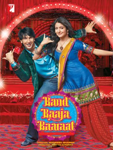 Band Baaja Baaraat 2010 Hindi 480p BluRay x264 400MB ESubs