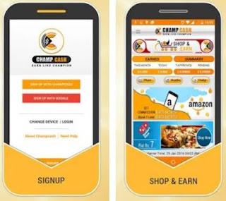 aplikasi penghasil uang di android-camcash