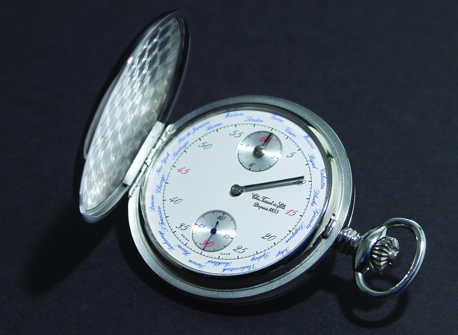 Tissot Phileas Pocket Watch