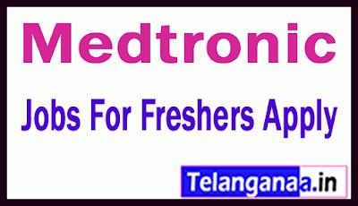 Medtronic Recruitment Jobs For Freshers Apply