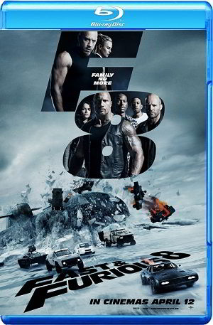The Fate of the Furious 2017 HDRip 720p 1080p