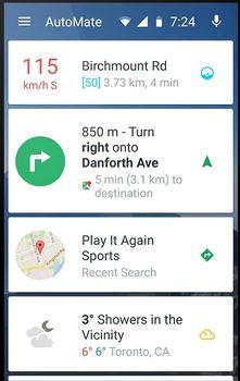 AutoMate Car Dashboard Driving & Navigation APK Premium v2.2.3