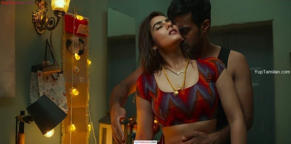 Kavya Thapar Romantic Sex Scene - Lip Lock Photos