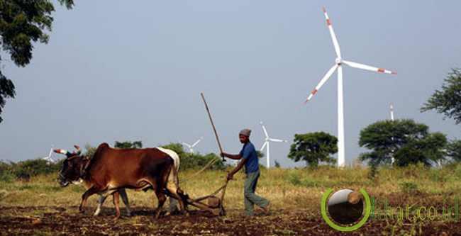 India Energi Tenaga Angin