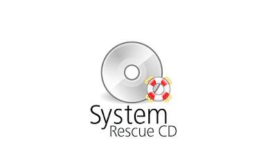 اسطوانة System Rescue Cd 6.1.1