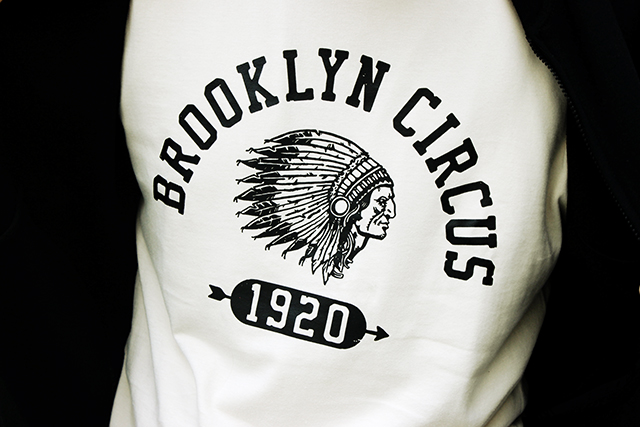 thebrooklyncircuthebkcmadeinusagreenangleグリーンアングルteetshirtsブルックリンサーカス