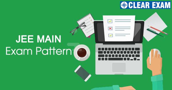 JEE Main Exam Pattern 2020